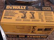 DEWALT Cordless Drill DCD780/DCF885